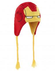 Iron Man™ Mütze für Erwachsene