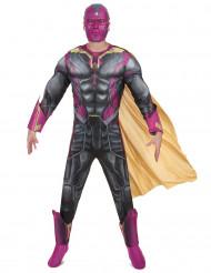 Luxuriöses Erwachsenen-Komplett-Kostüm Vision - Avengers Film 2
