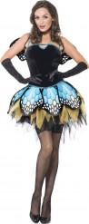 Kostüm Sexy Schmetterling für Damen