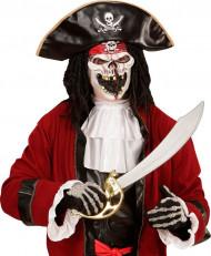Maske Piratenkapitän