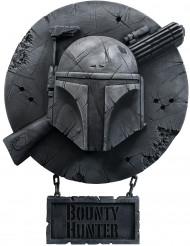 Wand-Dekoration Boba Fett aus Star Wars™