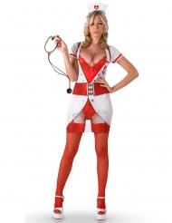 Kostüm freche Krankenschwester für Erwachsene