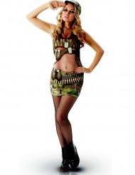 Sexy Militär-Kostüm für Erwachsene