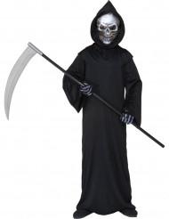 Sensenmann Kostüm für Kinder Halloween