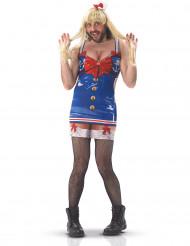 Matrosin Lustiges Kostüm für Männer