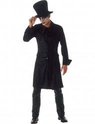 Gothik Zauberer Kostüm Herren