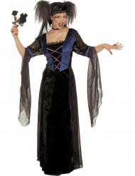 Gothic-Prinzessin Kostüm Damen