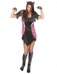 Sexy Werwolf Kostüm für Damen