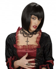Halsreif mit Kreuzanhänger für Damen