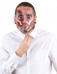 Maske blutende Wunden