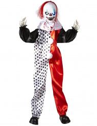 Mörderische Clown Lampe 90 cm