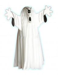 Dekoration phosphoreszierendes Gespenst 55 cm Halloween