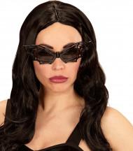 Fledermaus-Brille für Erwachsene