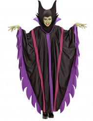 Verkleidung Böse Königin für Damen Halloween