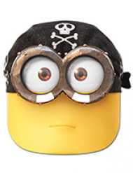 Minions™ Piratenmaske