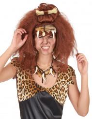 Höhlenmenschen Kopfband für Erwachsene