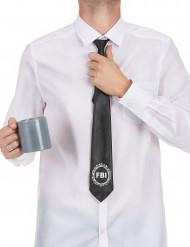 Schwarze FBI Krawatte