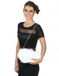 Weiße Engel-Handtasche