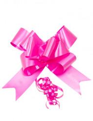 Hübsche Geschenk-Schleifen Verpackungsmaterial 4 Stück fuchsia 15cm