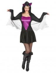 Vampirfledermaus Kostüm für Frauen