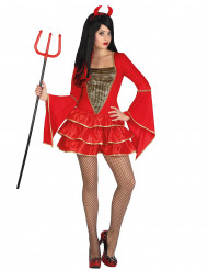 Teufel Kostüm Frauen