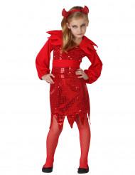 Teufel Kostüm Mädchen