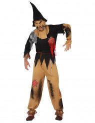 Vogelscheuchen-Kostüm