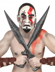 Angsteinflössende Maske