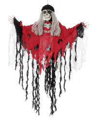 Halloween-Dekoration Pirat zum Aufhängen