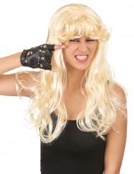 Langhaar-Perücke blond für Damen