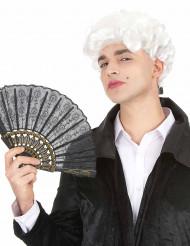 Weiße Marquis-Perücke für Herren