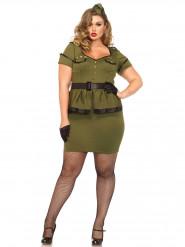 Verkleidung Soldatin für Frauen