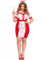 Sexy Krankenschwester Kostüm