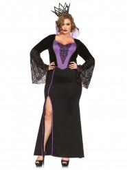 Kostüm für Zauberinnen für Frauen in Übergrößen