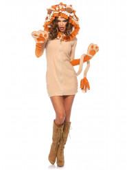 Löwen-Verkleidung für Frauen
