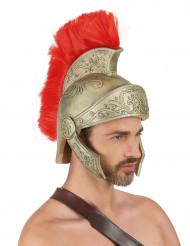 Helm eines römischen Kriegers aus Latex für Erwachsene