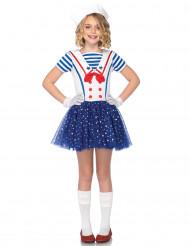 Seemannsverkleidung für Mädchen