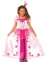 Prinzessin Kostüm für Mädchen rosa