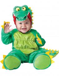Deluxe Krokodil-Kostüm für Babys