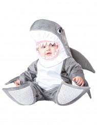 Deluxe Haifisch-Kostüm für Babys