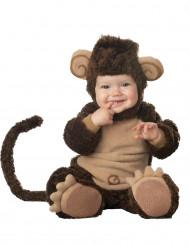 Affen-Kostüm für Babys mit lustigen Ohren - Premium