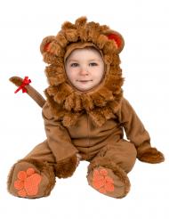 Deluxe Löwen-Kostüm für Babys mit schöner Mähne