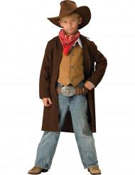 Cowboy Kostüm für Kinder - Deluxe