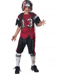 American Football Zombie-Kostüm für Kinder - Deluxe