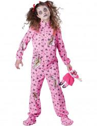 Zombie-Kostüm für Mädchen - Deluxe