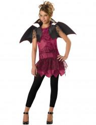 Premium Fledermaus Kostüm für Mädchen