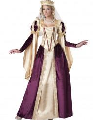 Deluxe Prinzessinnenkostüm für Damen
