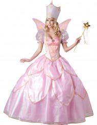 Feen-Kostüm für Damen in rosa - Deluxe