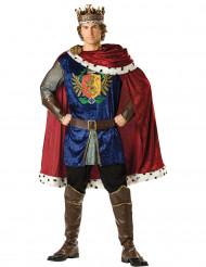 Königs-Kostüm für Herren - Deluxe