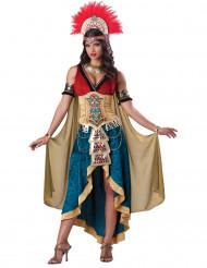 Königin Maya Kostüm für Damen - Deluxe